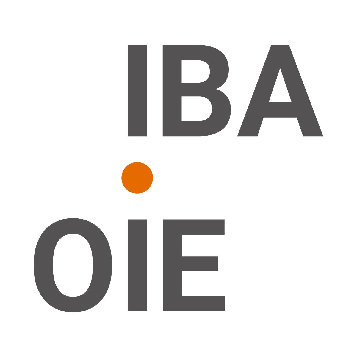 logo_IBA_OIE_kurz